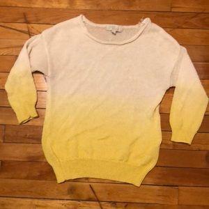 Olive&Oak ombré sweater